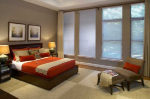 Complement Your Window Treatments with Bedding and Room Accents