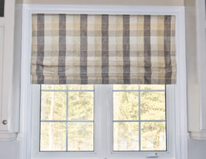 Roman Shades Add Perfect Function and Style in Every Room